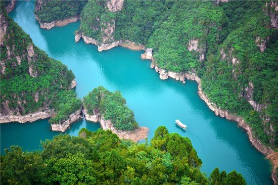 峰林峡山水 @halo威武荡漾 摄
