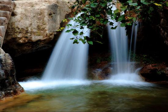 水韵云台山 摄影:泌水流香