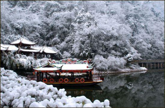 冬游名山盘点冬季川内值得一看的名山