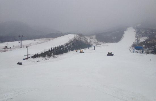 冰雪撒欢季到大连滑雪最快乐