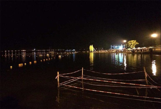 东钱湖夜色