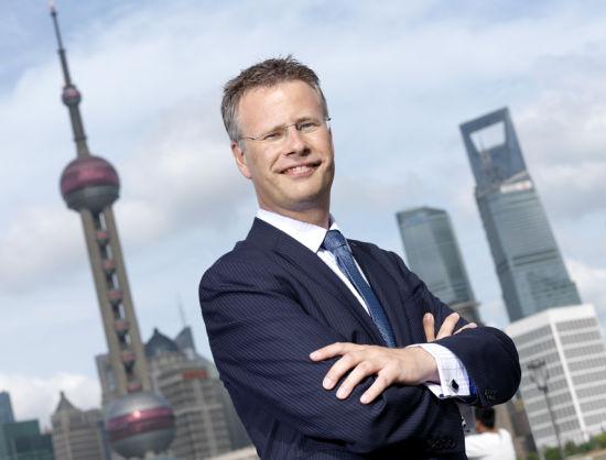 芬兰航空大中华区销售总监欧乐森
