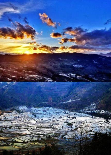 去拉萨沐浴在高原的日光中