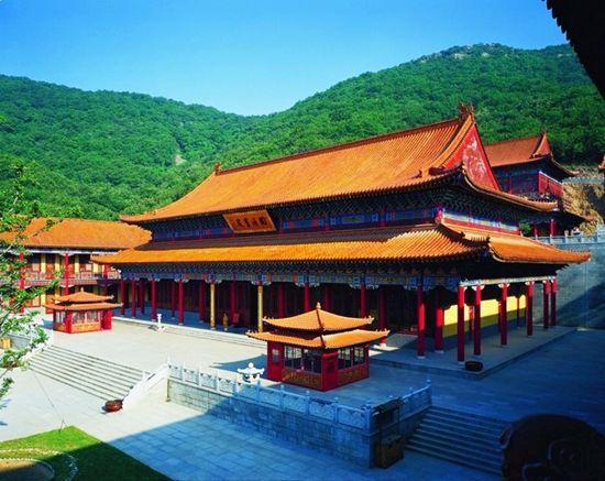 新浪旅游配图:横山寺 摄影:图片来自新浪旅游攻略