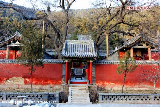 太山龙泉寺 via:wangzhangb