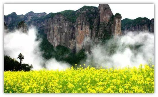 仙居最美拍照风景