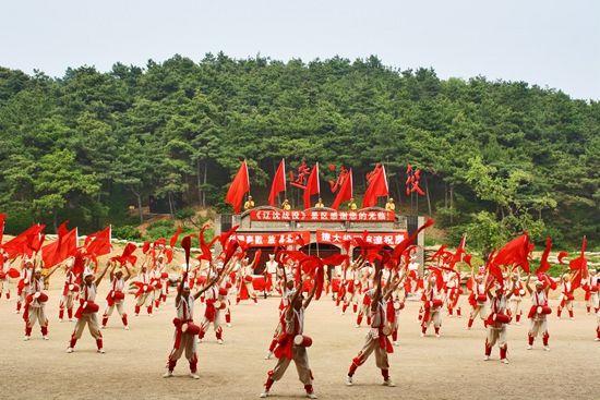 体验震撼的红色年代 抚顺辽沈战役景区(2)