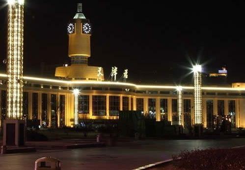 天津地标性建筑:南开大学主楼