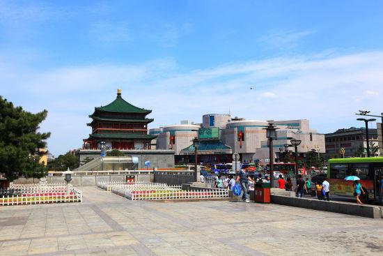 钟鼓楼广场