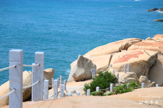 走进文昌石头公园 诉说石头与海的故事