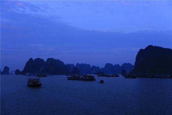 """成都出发一路向南 乘坐丽星邮轮去越南""""越冬"""""""