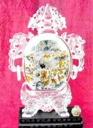 博山琉璃料器