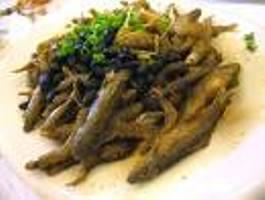 丹霞臭豆豉鱼