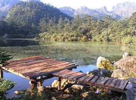 螺髻山珍珠湖、主峰景区