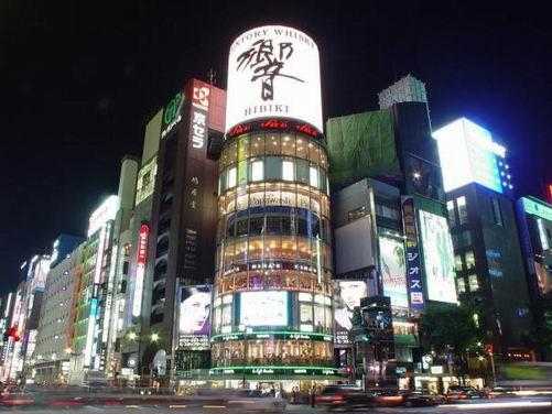 中国游客赴日本必去的著名购物地点(图)
