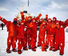 破冰之旅 芬兰冬日的激情