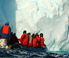 南极行(15) 梦幻冰海