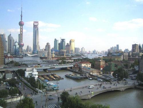春节出游总攻略:上海篇(图)