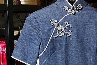 上海:前世经典今生传奇的旗袍故事