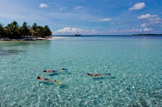 马代维拉蔓豪岛 完美海岛度假