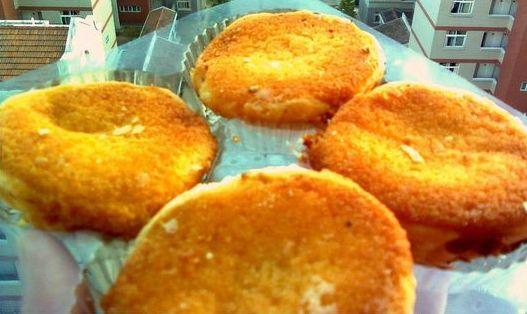 鼓浪屿椰子饼:椰香浓郁 清香爽口(图)