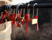 长城锁一把情人锁