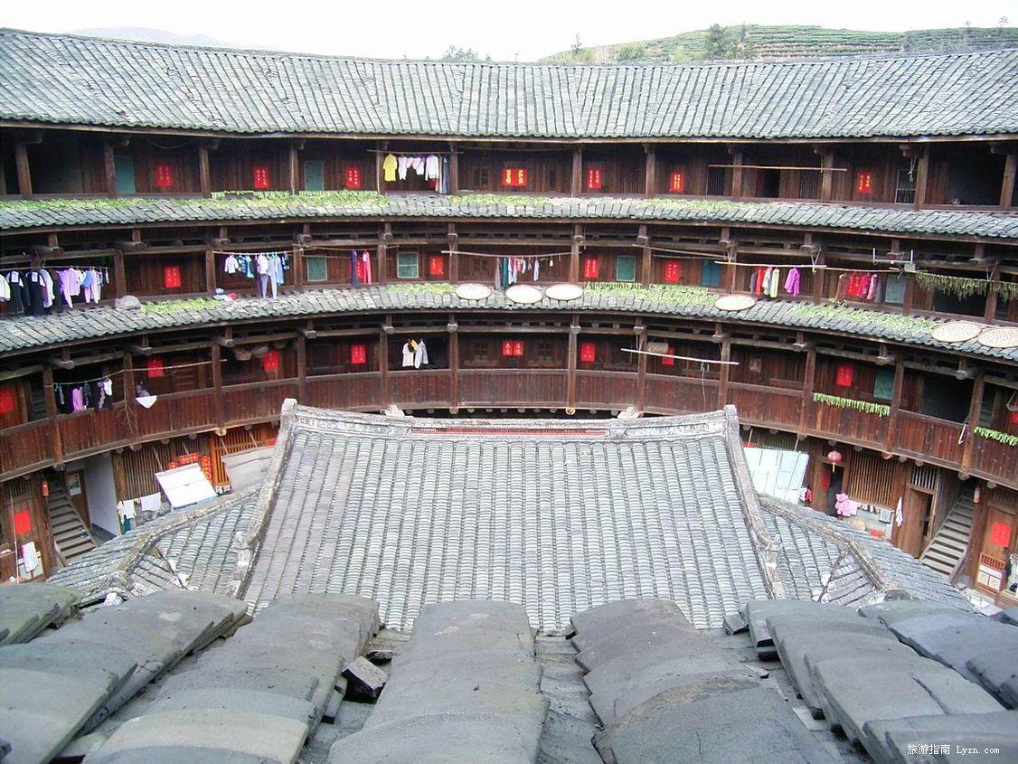 漳州建筑风景图超清