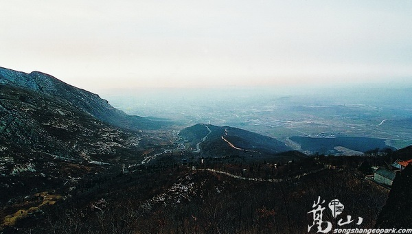 太室山景区