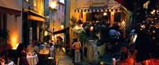 戛纳 蔚蓝海岸边的风情小镇