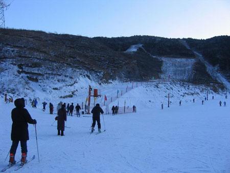 千叶湖冰雪大世界