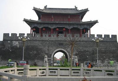 中国河南商丘4A级景区商丘古文化旅游区