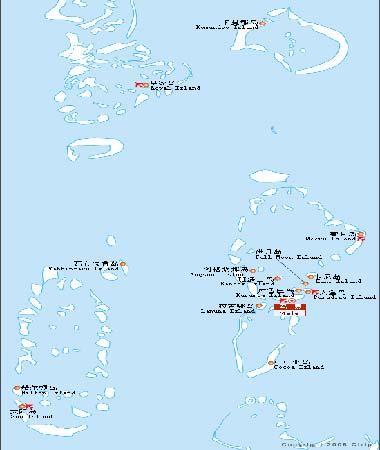 马尔代夫地图_新浪旅游