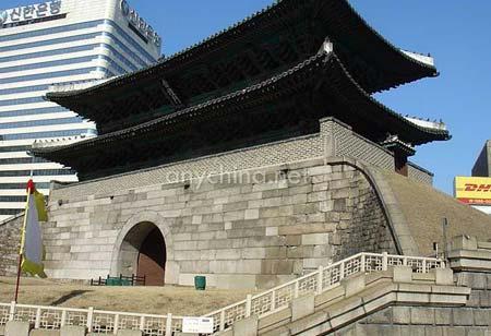 世界各国标志性建筑:崇礼门(图)