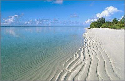 马尔代夫有人间天堂之称