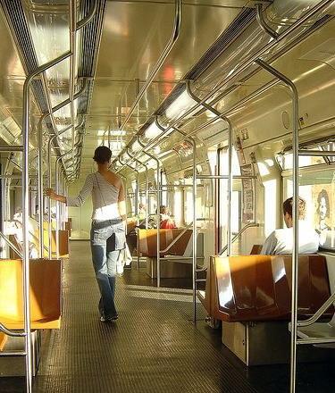 圣保罗的地铁