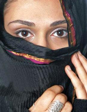 以离婚为荣的阿拉伯女子