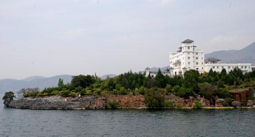 洱海(摄影:lisonglin)