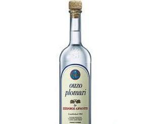 ouzo酒最具代表性