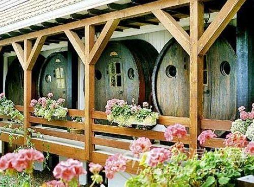 葡萄酒桶酒店(Hotel de Vrouwe van Stavoren),瑞士