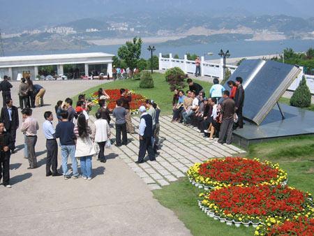 湖北三峡,图片来源于《中国国家地理》杂志