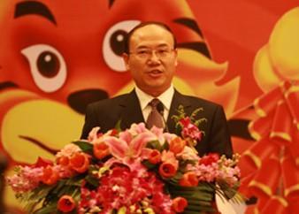 北京旅游局曹鹏程副局长致辞
