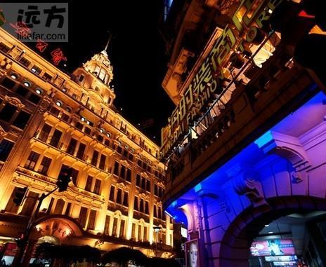 南京路夜景