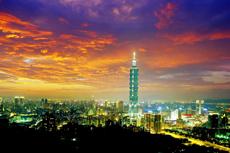 台北风情:淡水河孕育的城市