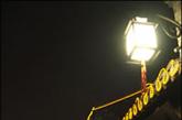 扬州东关古街灯火通明喜迎博览会
