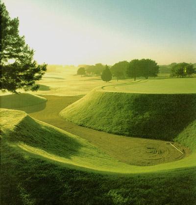 北戴高尔夫球场
