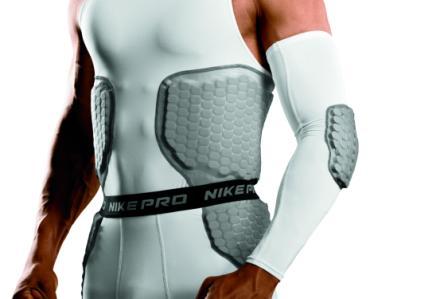 篮球款Nike Pro Combat贴身运动服和Nike Pro Combat Deflex短裤