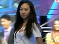 中国首席名模现场走秀