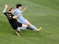 德国3-2乌拉圭 卡瓦尼