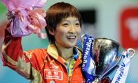 2009年 刘诗雯连胜李晓霞郭跃夺冠