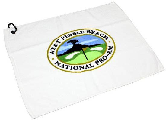 圆石滩毛巾